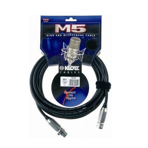 Микрофонный кабель KLOTZ M5-06 #1 - фото 1