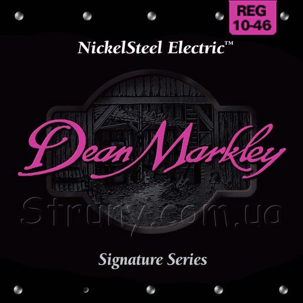 DEAN MARKLEY NICKELSTEEL ELECTRIC 2503 REG - фото 1