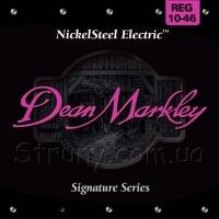 Dean Markley NICKELSTEEL ELECTRIC 2503 REG