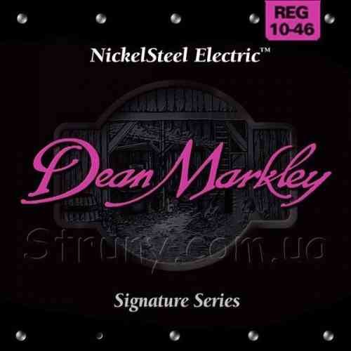 DEAN MARKLEY NICKELSTEEL ELECTRIC 2503 REG