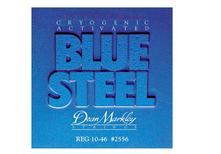 DEAN MARKLEY BLUE STEEL ELECTRIC 2556 REG - фото 1
