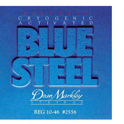 DEAN MARKLEY BLUE STEEL ELECTRIC 2556 REG