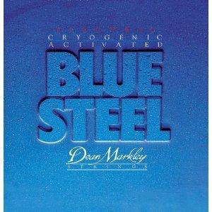 DEAN MARKLEY BLUE STEEL ELECTRIC 2552 LT - фото 1
