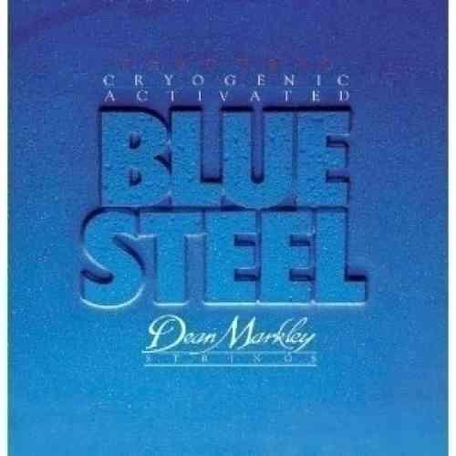 Струны для электрогитары DEAN MARKLEY BLUE STEEL ELECTRIC 2552 LT #1 - фото 1