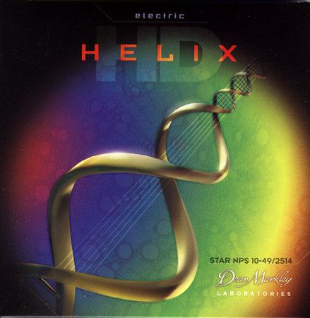 DEAN MARKLEY HELIX HD ELECTRIC 2515 LTHB - фото 1
