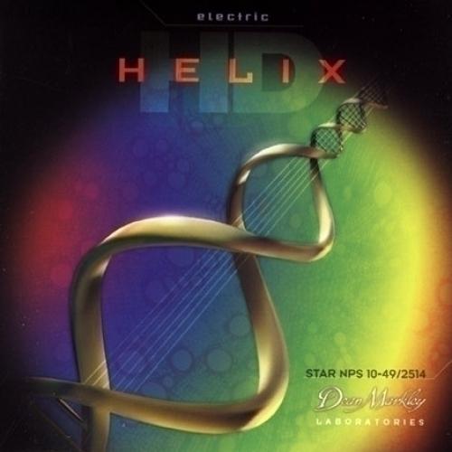 Струны для электрогитары DEAN MARKLEY HELIX HD ELECTRIC 2515 LTHB #1 - фото 1