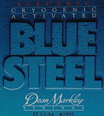 DEAN MARKLEY BLUE STEEL ELECTRIC 2555 JZ - фото 1