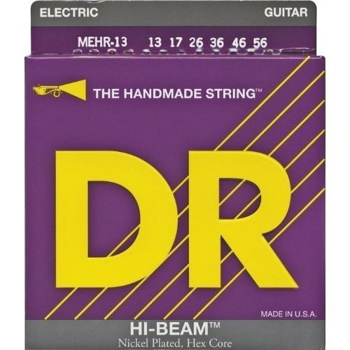 Струны для электрогитары DR MEHR-13 #1 - фото 1