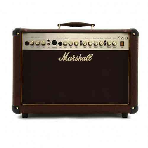 Marshall AS50D 50W 2X8`` Acoustic Combo
