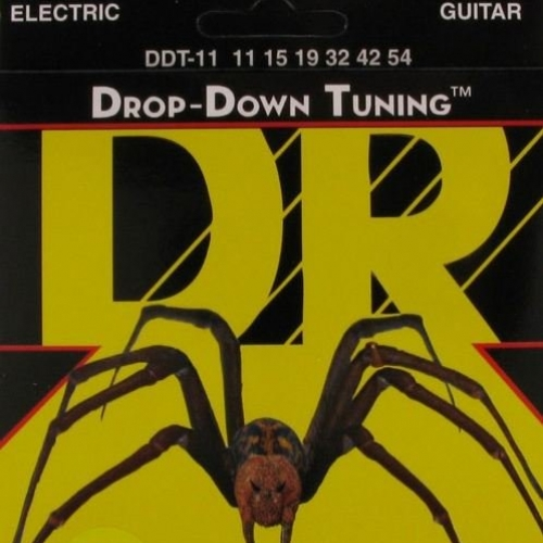 Струны для электрогитары DR DDT-11 #1 - фото 1