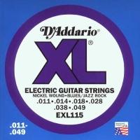 D`Addario EXL115