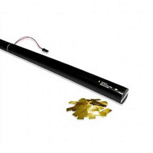 Global Effects  одноразовый ствол для конфетти-пушки, 80см золото
