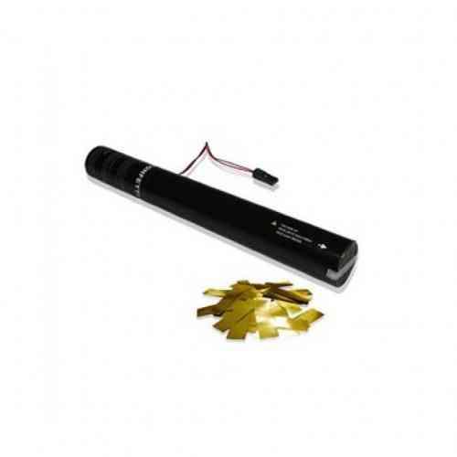 Global Effects  Одноразовый ствол для конфетти-пушки 40см золото