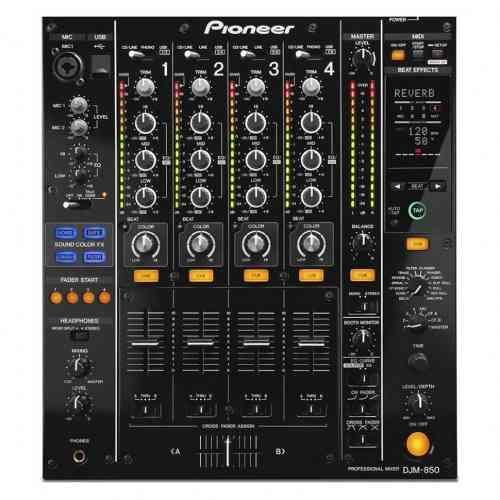 PIONEER DJM-850-K DJ