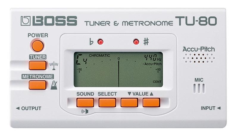 Boss TU80-WH (+ метроном) - фото 1