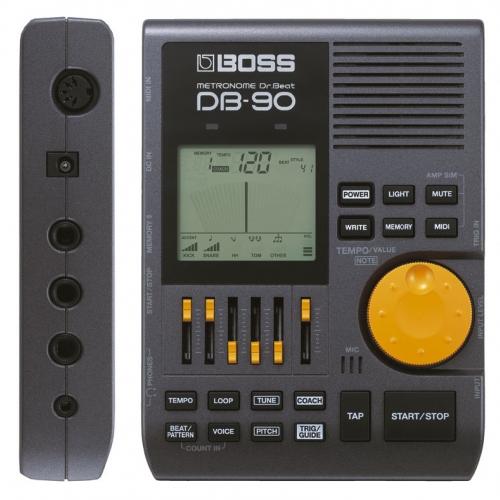 Метроном BOSS DB-90 #1 - фото 1