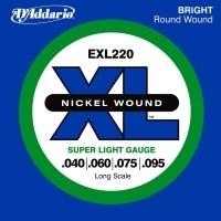 D`Addario EXL220