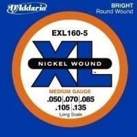 D`Addario EXL160-5