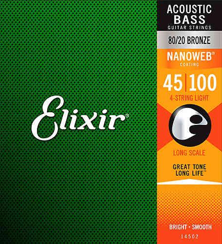 Elixir 14502 NANOWEB ACOUSTIC