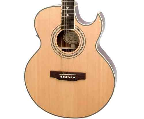 EPIPHONE PR-5E NATURAL GOLD HDWE