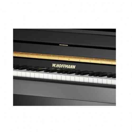 Акустическое пианино Hoffmann Vision V-120 черное, полированное #2 - фото 2