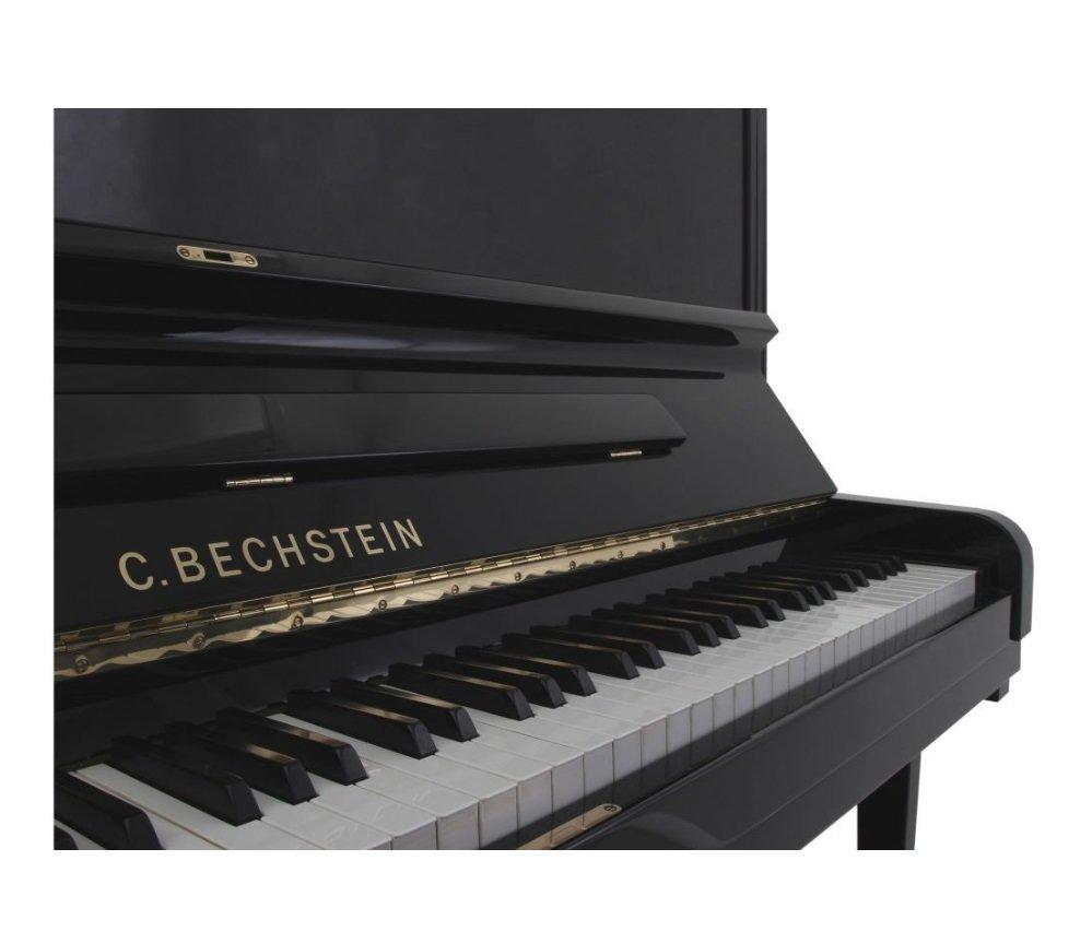 Bechstein Concert 8 черное полированное - фото 1