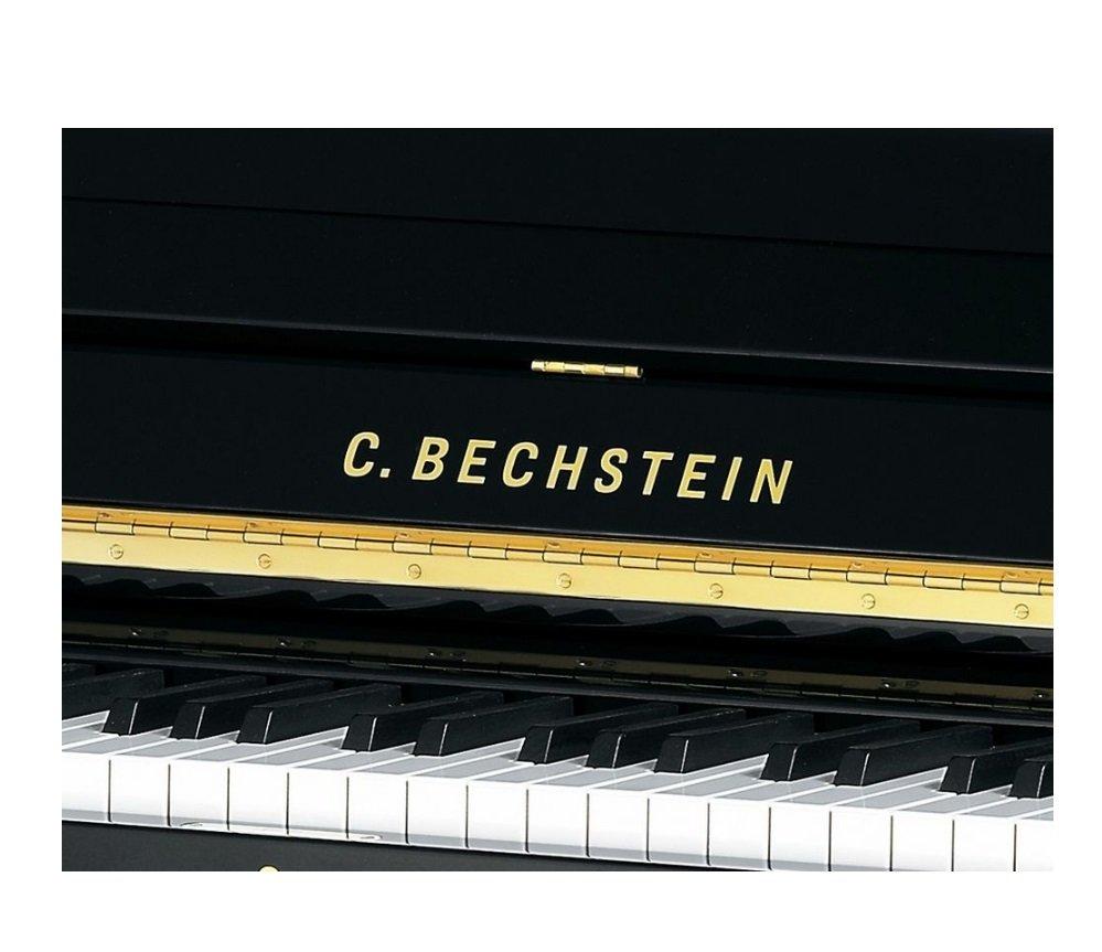 Bechstein Concert 8 черное полированное - фото 2