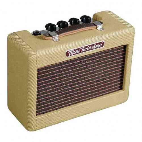 FENDER MINI `57 TWIN-AMP