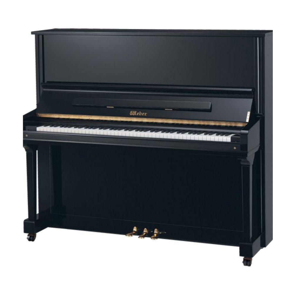 Weber W131 черное, полированное - фото 1