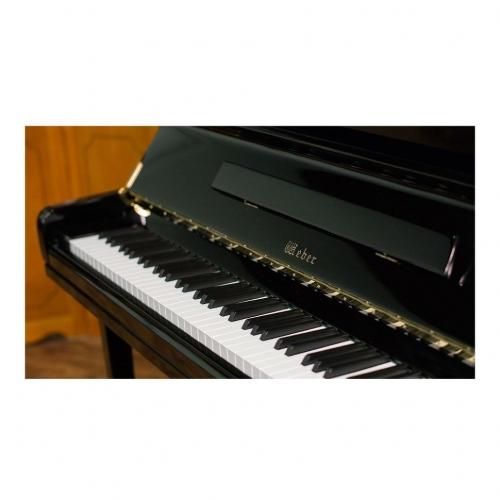 Акустическое пианино Weber W131 черное, полированное #2 - фото 2