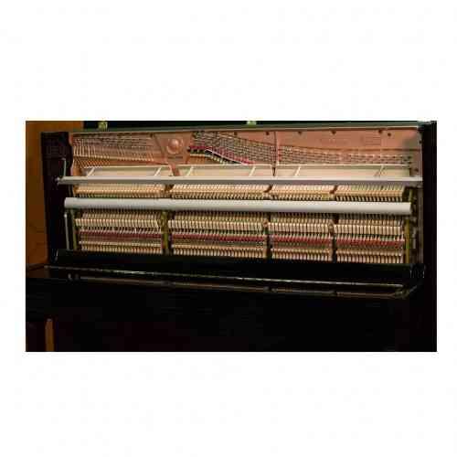 Акустическое пианино Weber W131 черное, полированное #4 - фото 4
