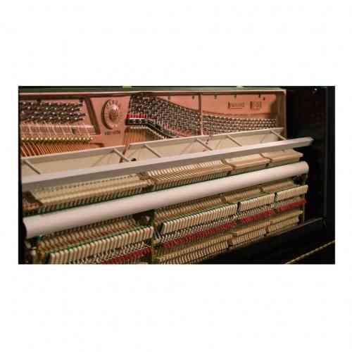 Акустическое пианино Weber W131 черное, полированное #6 - фото 6