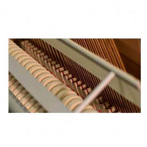 Акустическое пианино Weber W131 черное, полированное #7 - фото 7