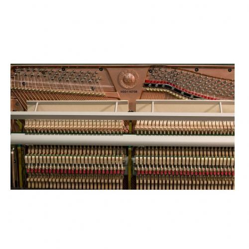Акустическое пианино Weber W131 черное, полированное #9 - фото 9