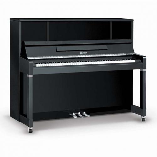 Акустическое пианино Weber W121 черное, полированное #3 - фото 3
