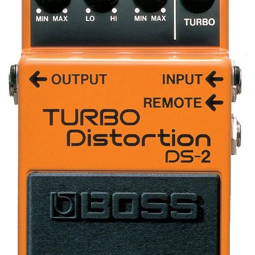 Педаль для электрогитары BOSS DS-2 #1 - фото 1