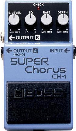 BOSS CH-1 - фото 1
