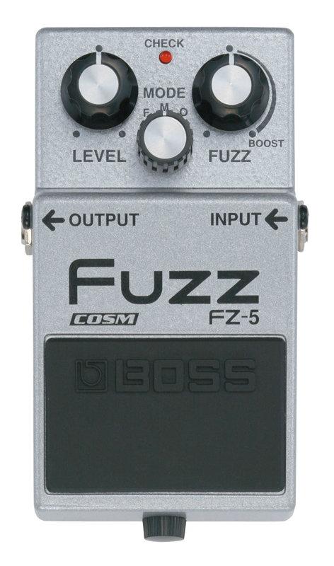 BOSS FZ-5 - фото 1