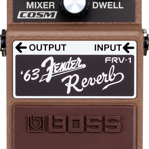 Педаль для электрогитары BOSS FRV-1 #1 - фото 1