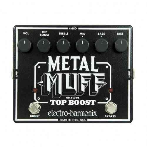 Electro-Harmonix Metal Muff w/ Top Boost
