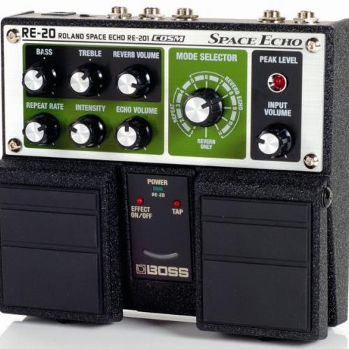 Педаль для электрогитары BOSS RE-20 #3 - фото 3