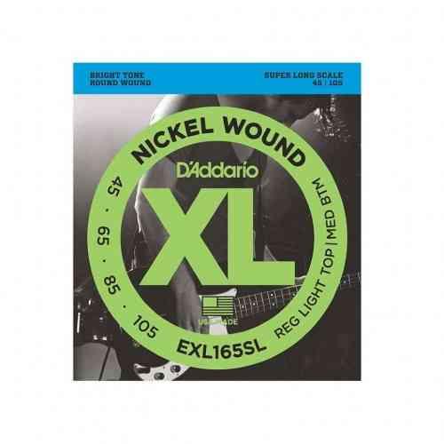 D'Addario EXL-165SL