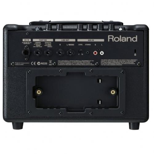 Комбоусилитель для акустической гитары Roland AC-33 #3 - фото 3