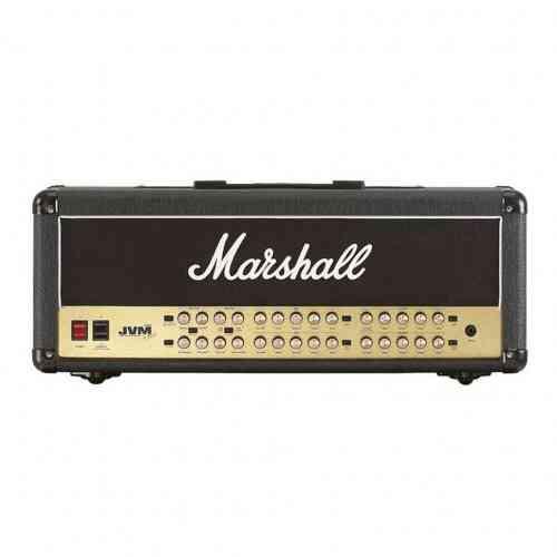 MARSHALL JVM410HJS 100 WATT ALL VALVE 4 CHANNEL HEAD