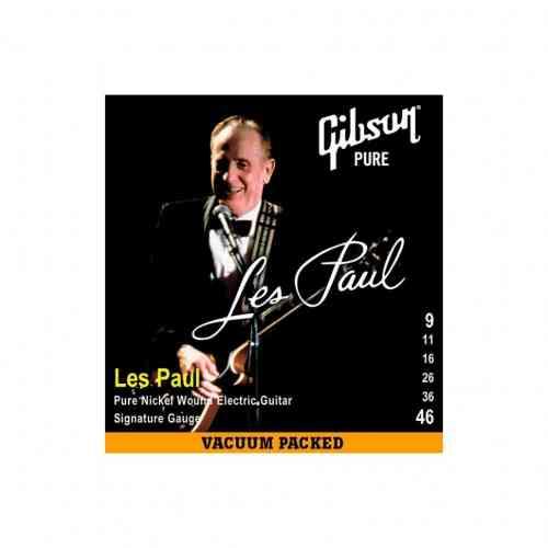 Gibson SEG-LPS LES PAUL SIG. PNW .009-.046