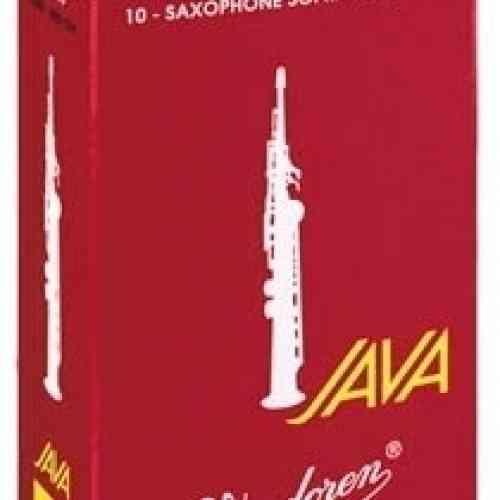 Vandoren Java Red Cut filed №2 SR302R (10шт)