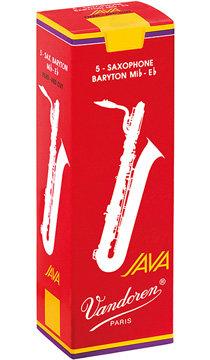 Vandoren Java Red Cut filed №2,5 SR3425R (5шт) - фото 1