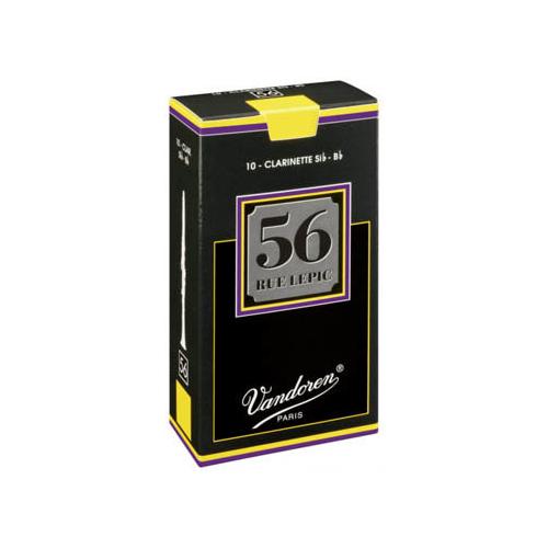 Трость для кларнета Vandoren 56 Rue Lepic №3,5+ Bb CR5035+ (10шт) #1 - фото 1