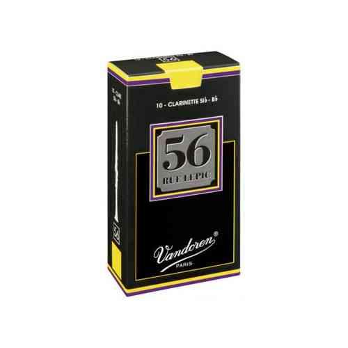 Vandoren 56 Rue Lepic №3,5+ Bb CR5035+ (10шт)