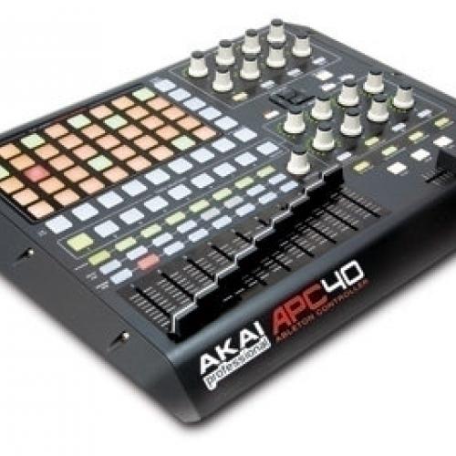 MIDI контроллер Akai Pro APC40  #1 - фото 1